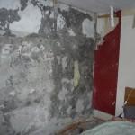 Damp wall 1