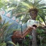 The Jurassic Park Ride