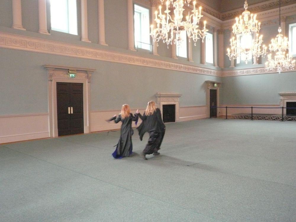Visiting Bath Assembly Rooms