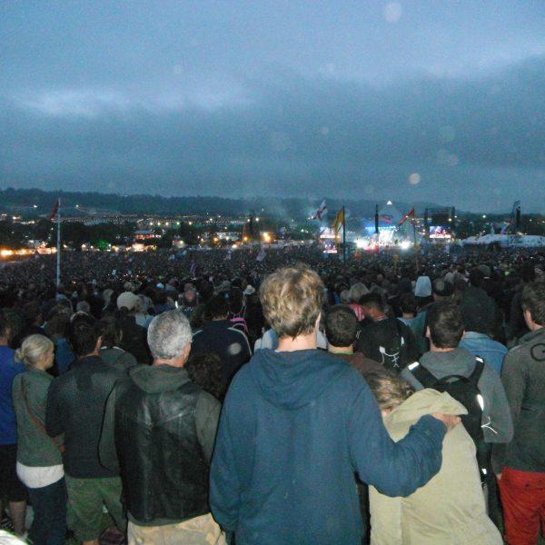 Glastonbury 2013 Rolling Stones