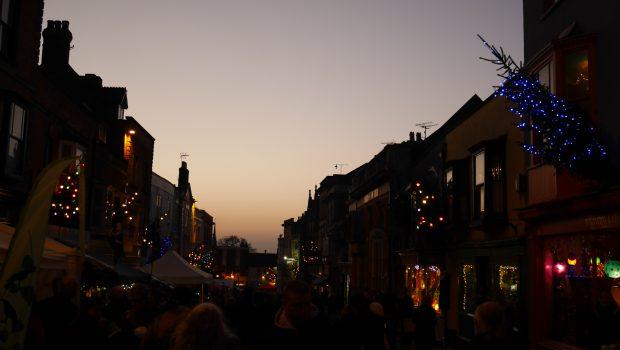 glastonbury high street