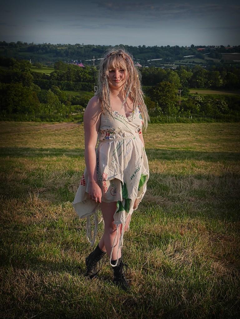 Glastonbury Bag Dress