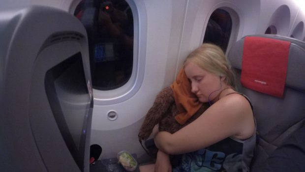 Norwegian airways review
