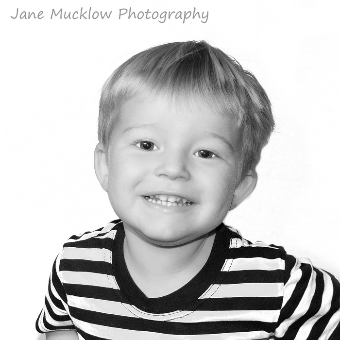 Portrait photography by Jane Mucklow
