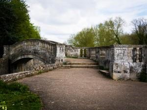 Iffley lock stone bridge, Oxfordshire
