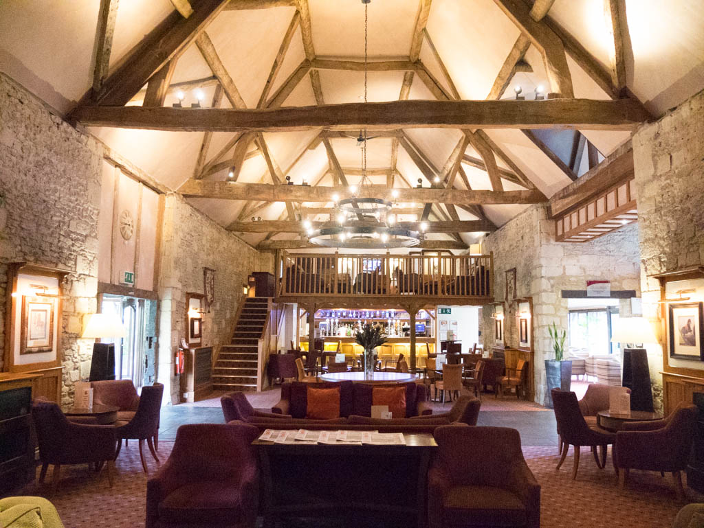 The Oxford Thames Four Pillars Hotel