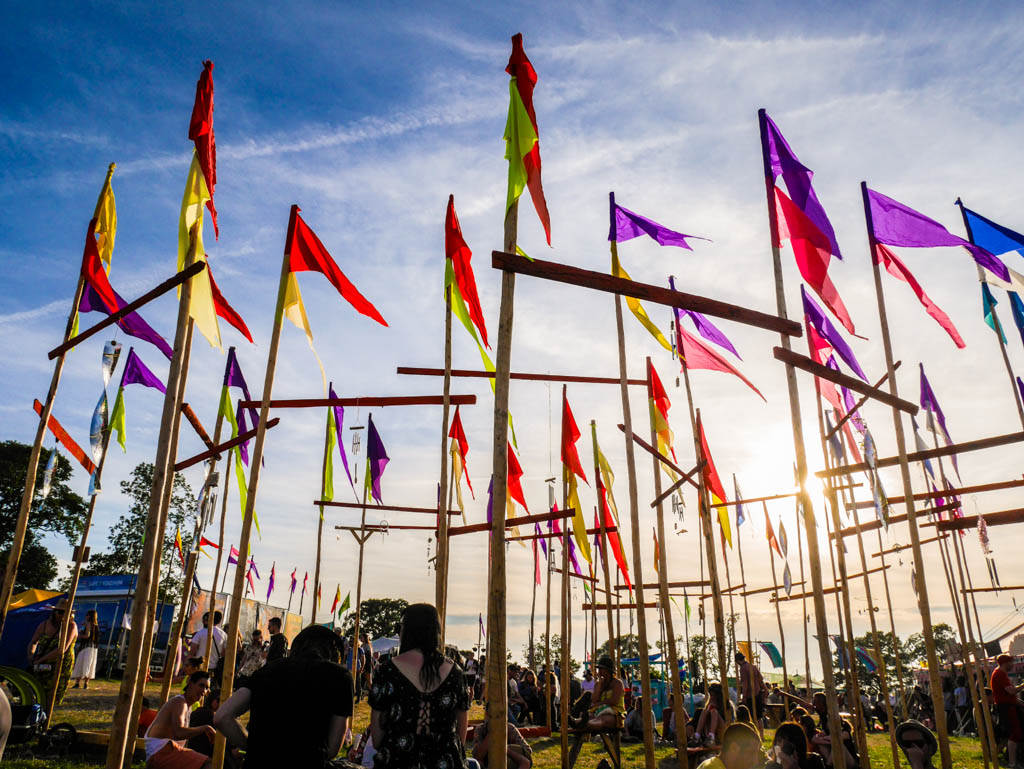 Things you should be doing to get ready for Glastonbury Festival