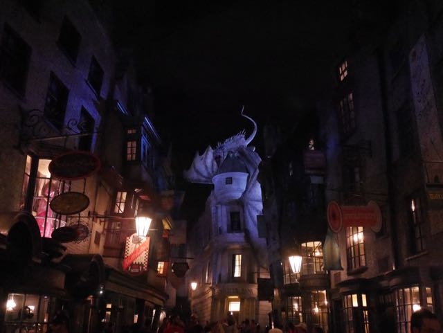 Diagon Alley, Harry Potter World, Universal Studios