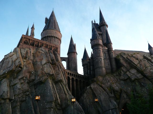 Hogwarts, Harry Potter World at Universal Studios Islands of Adventure