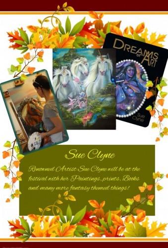 Sue Clyne Artist