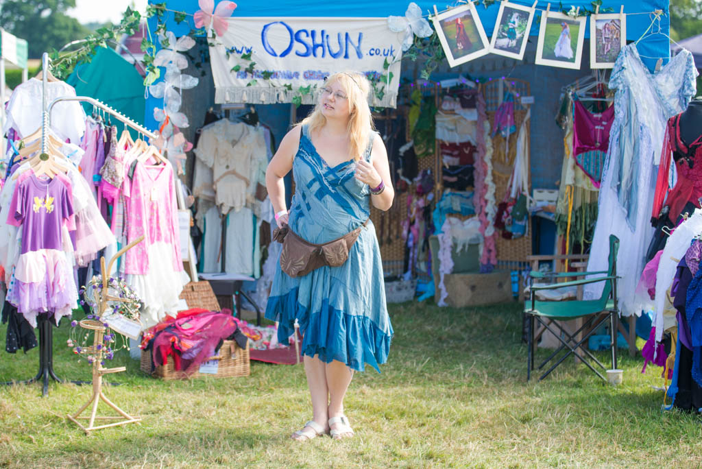 Weekly Wardrobe – New Forest Fairy Festival