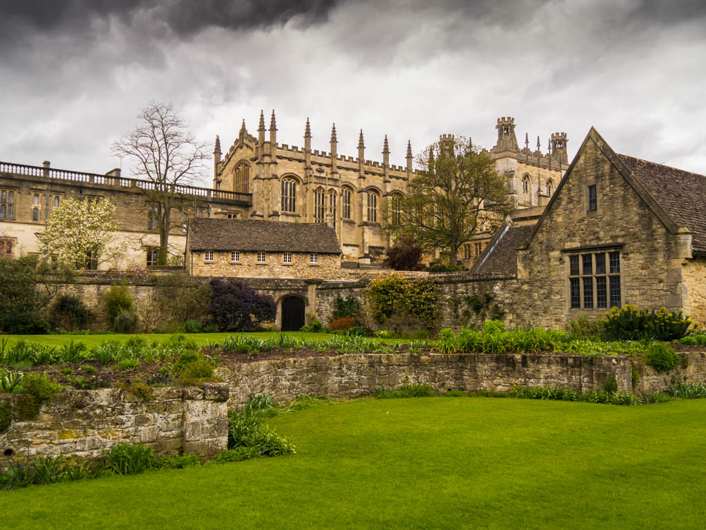 3 days in Oxford – Day 1. The story of the photographs