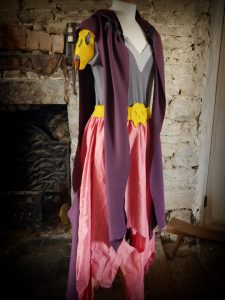Clash of Clans witch costume