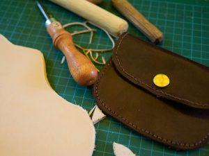 Leatherwork course