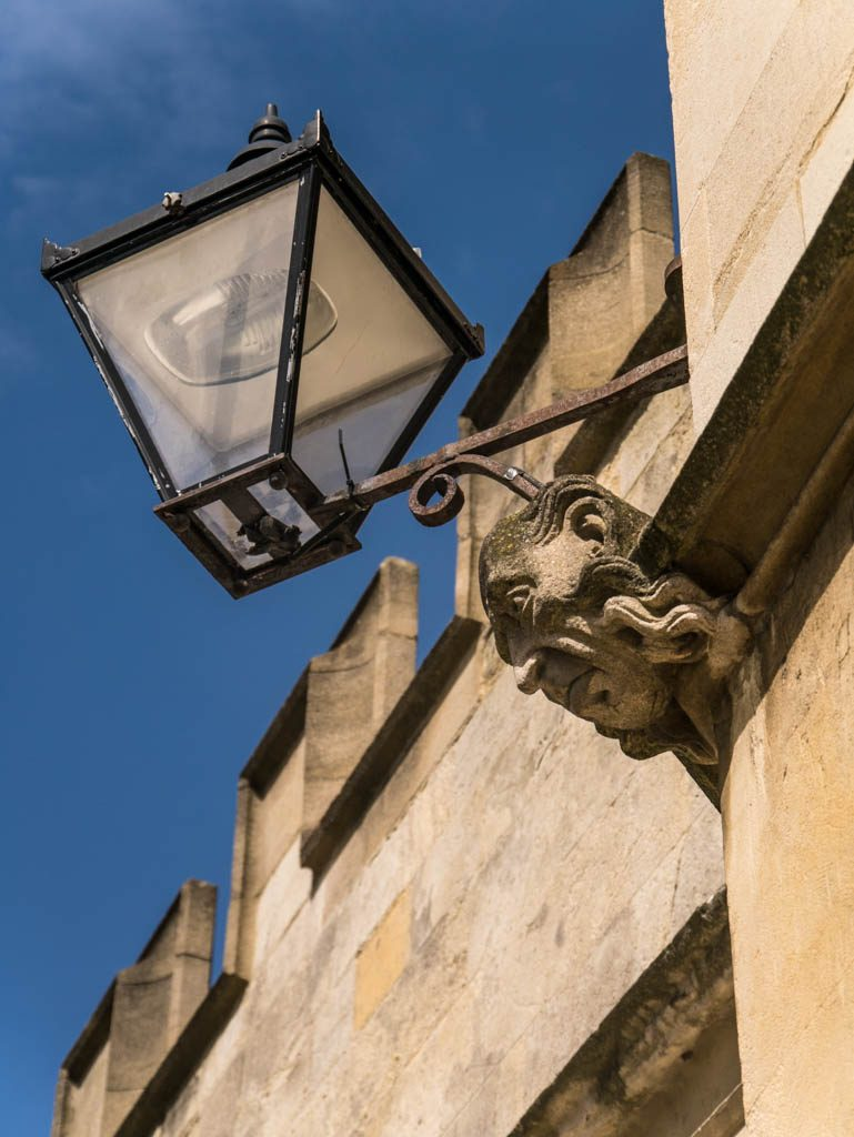 Oxford gargoyle
