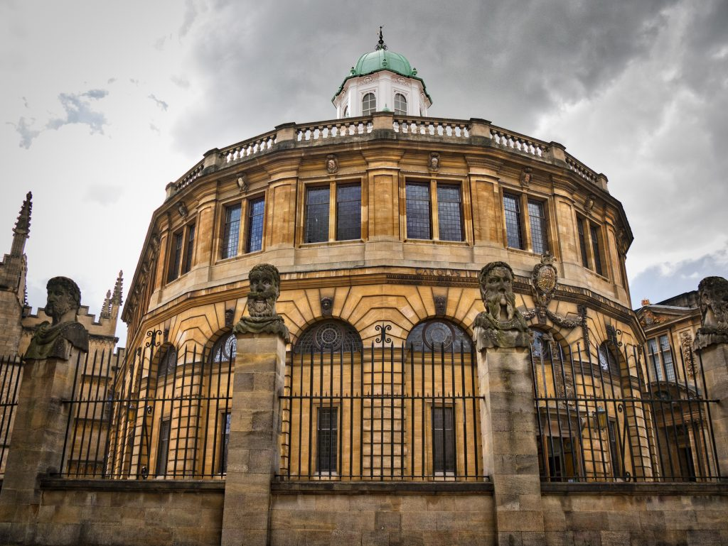 Oxford architecture photography