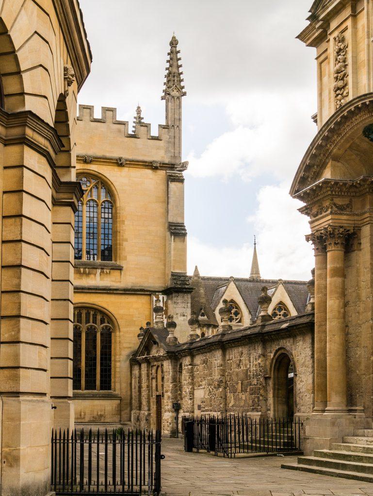 Oxford buildings