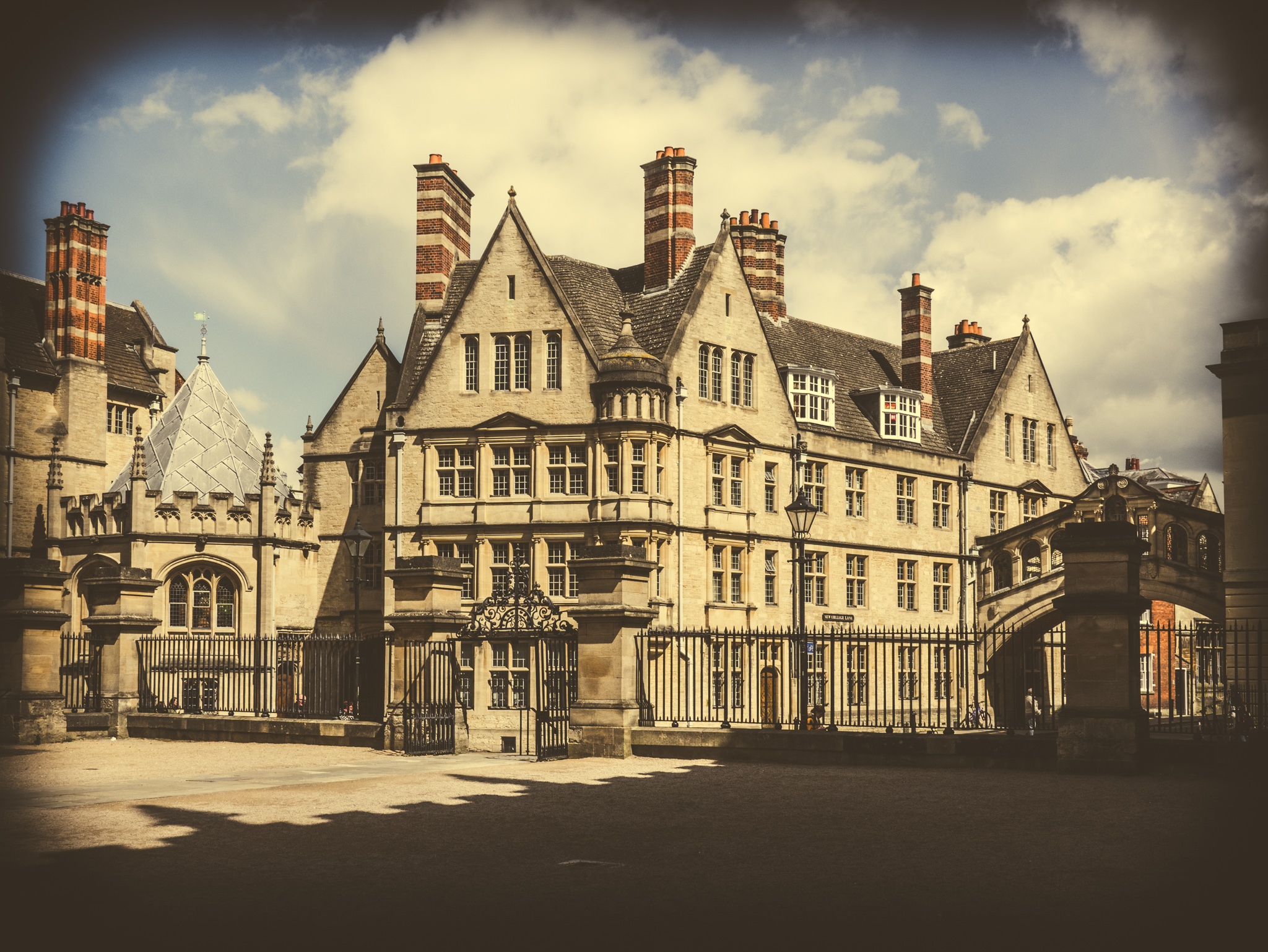 3 Days in Oxford – Day 2. The story of the photographs