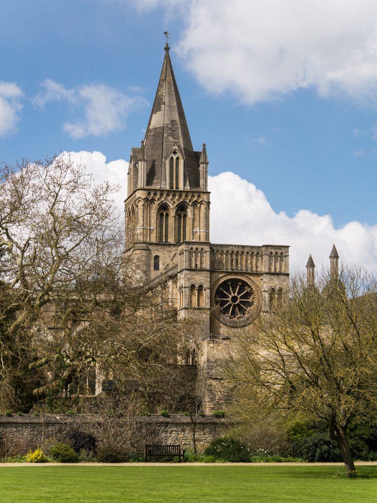 Visiting Oxford