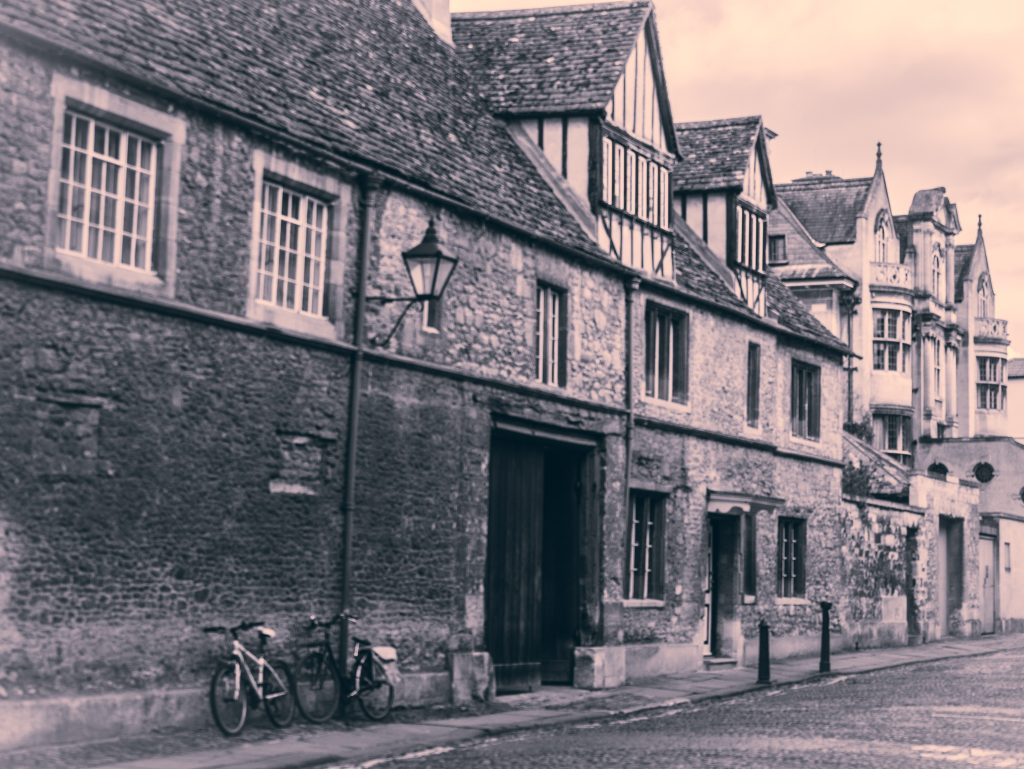 Oxford photography