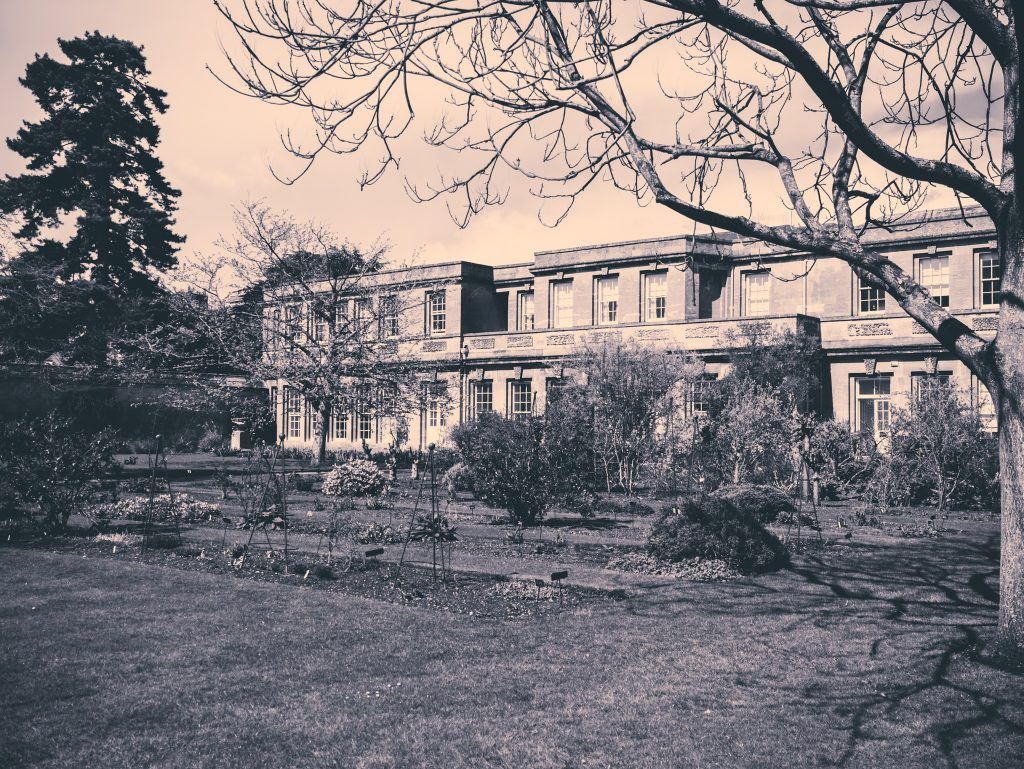 Oxford Botanic Gardens photo