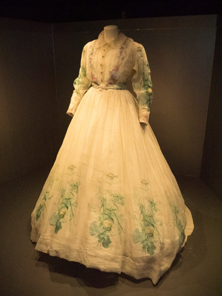 1860s Cotton Day Dress