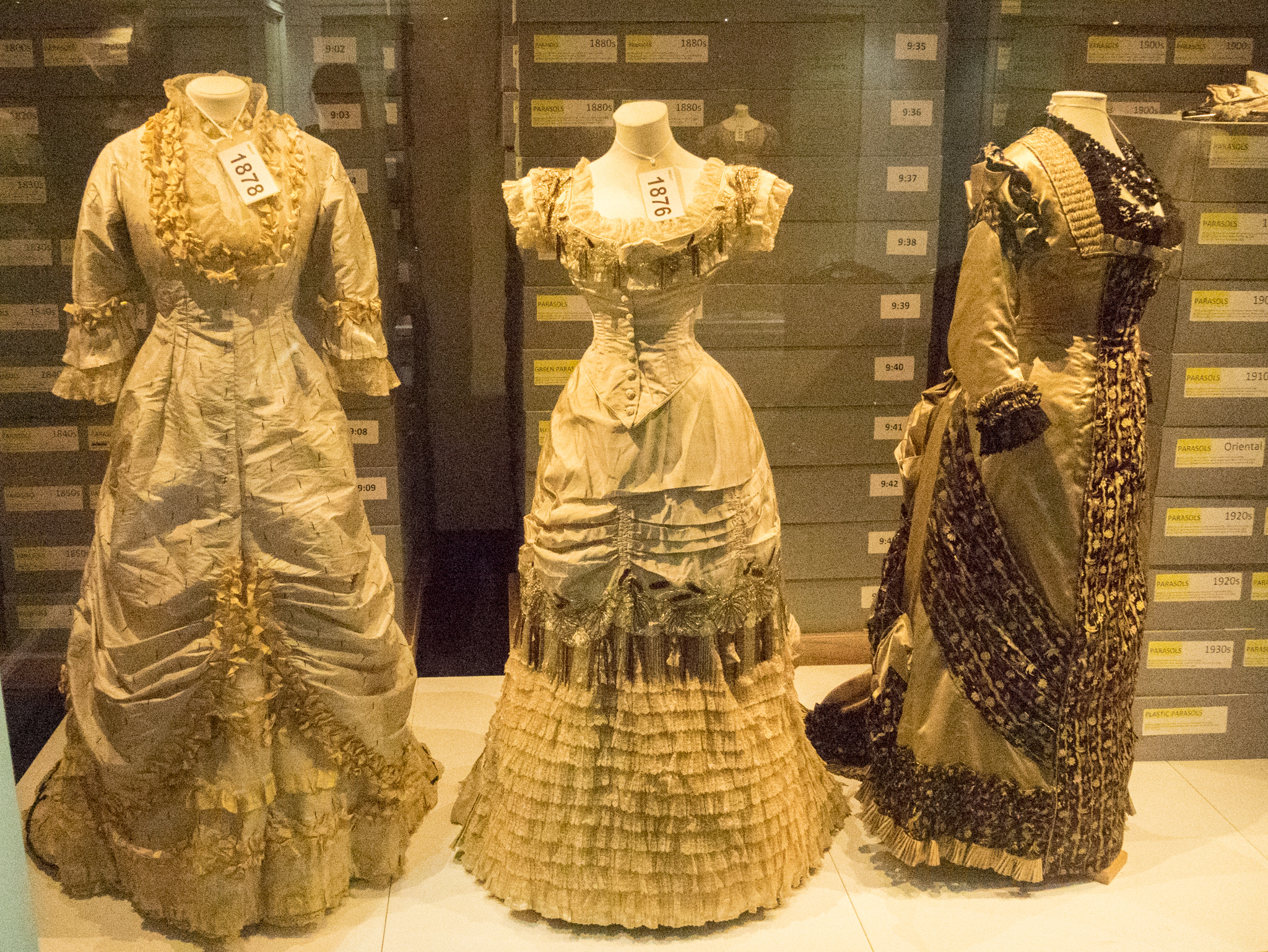 Visiting Bath Fashion Museum When I Grow Up
