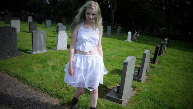 Ragdoll zombie mummy costume