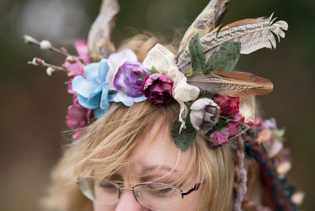 Fairy headdress