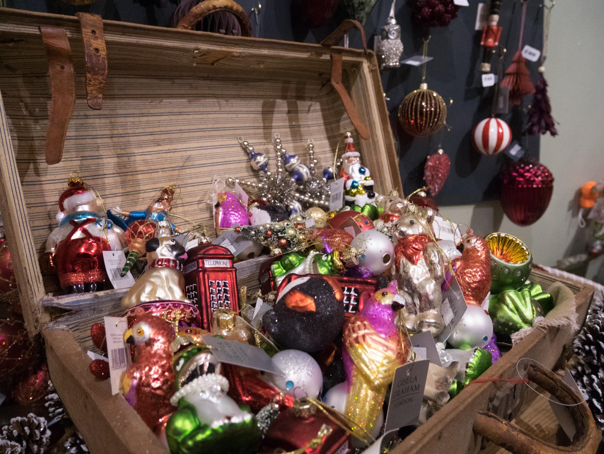 Kilver Court Christmas, Shepton Mallet, Somerset