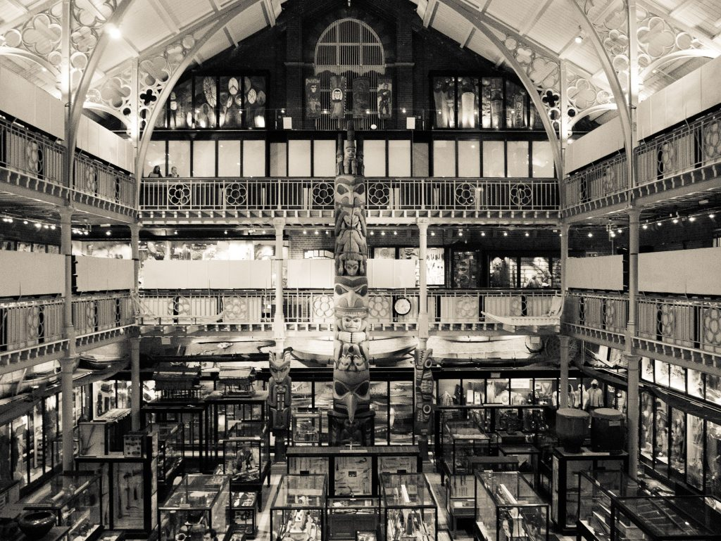 Oxford Pitt Rivers Museum