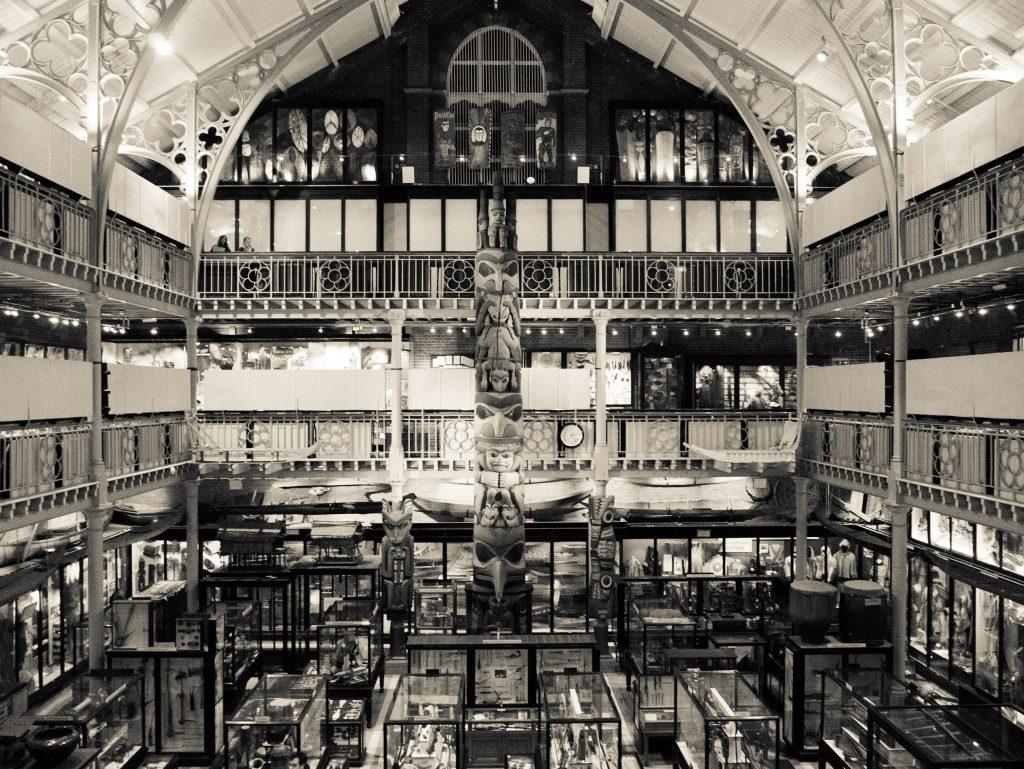 Oxford Pitt Rivers Museum