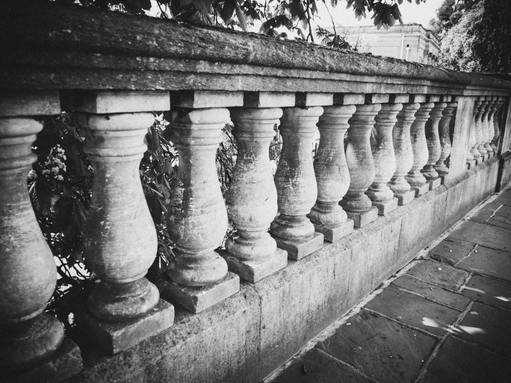 Magdalen Bridge photo