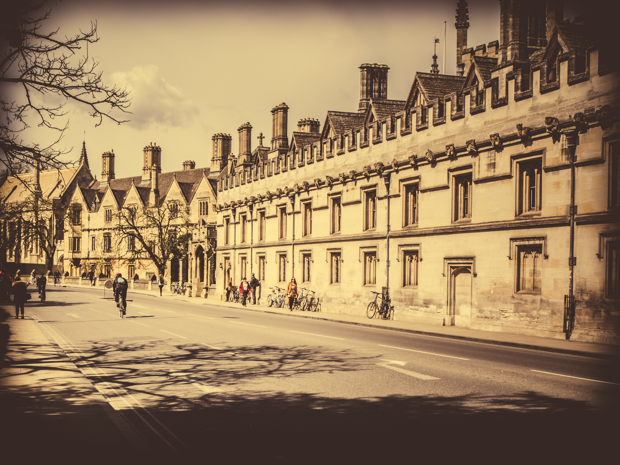 3 Days in Oxford – Day 3. The story of the photographs