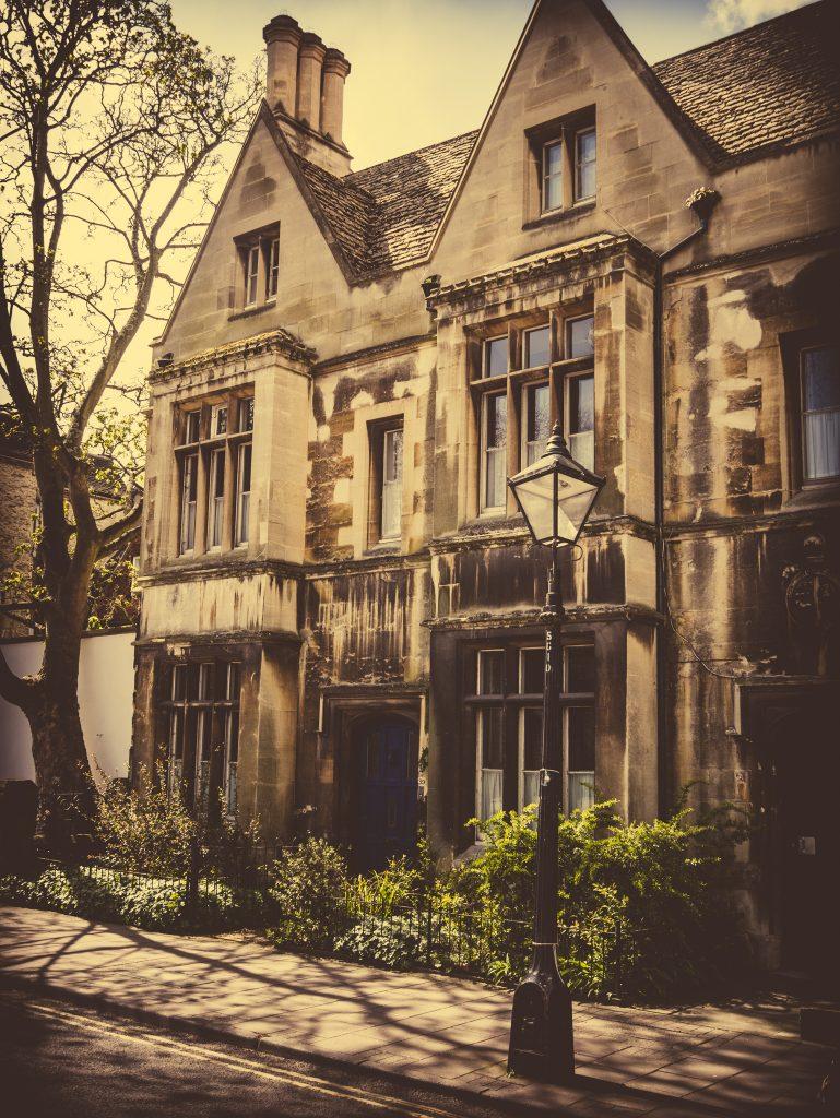 Oxford vernacular
