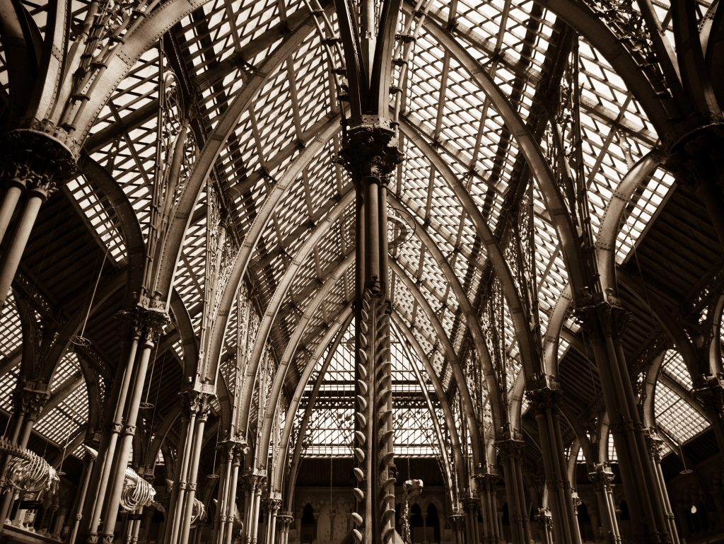 Oxford Natural History Museum