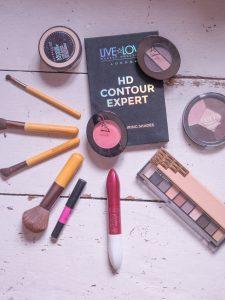 New make-up