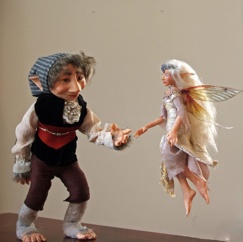 Fantasy sculpter