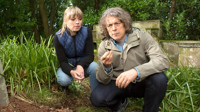 Jonathan Creek Christmas special, Daemons' Roost