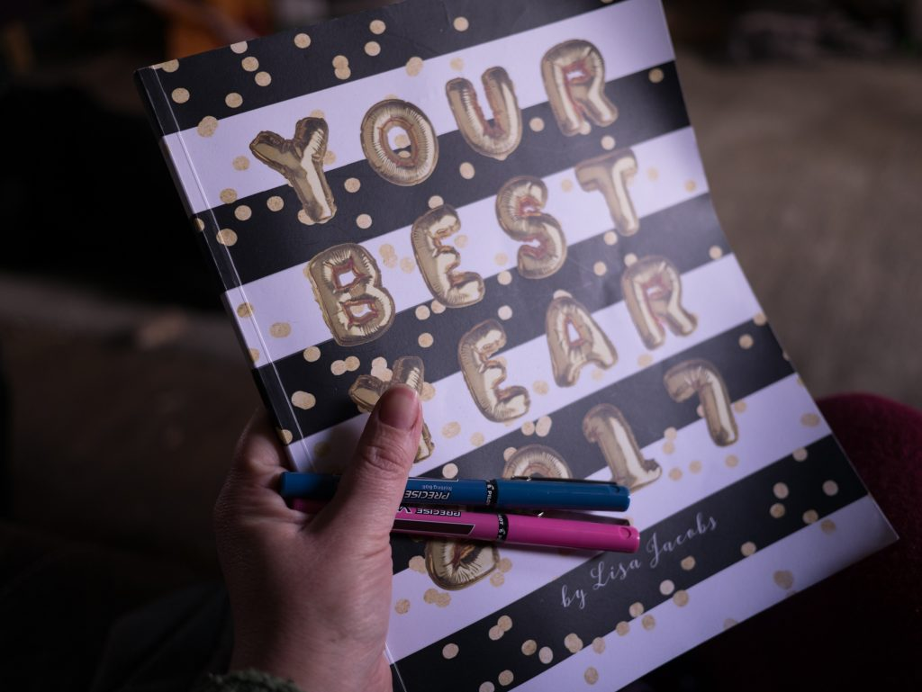 Your Best Year by Lisa Jacobs, book review