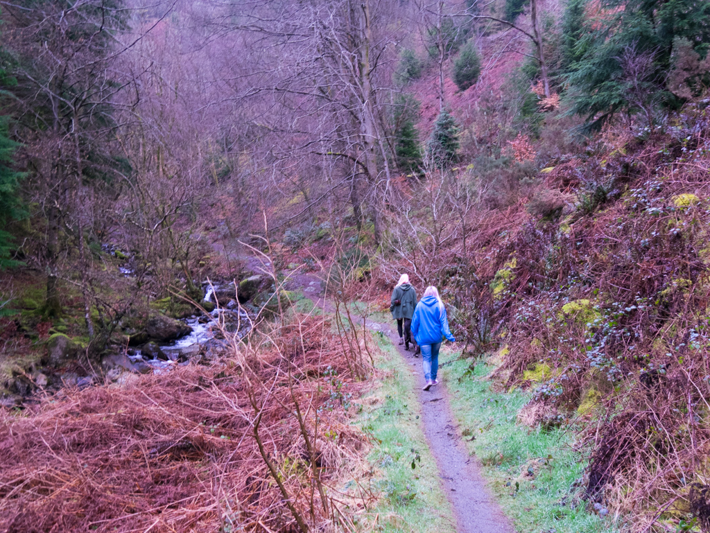 A review of Comb Beck, a holiday cottage near Keswick in the Lake District; let by Sally's Cottages