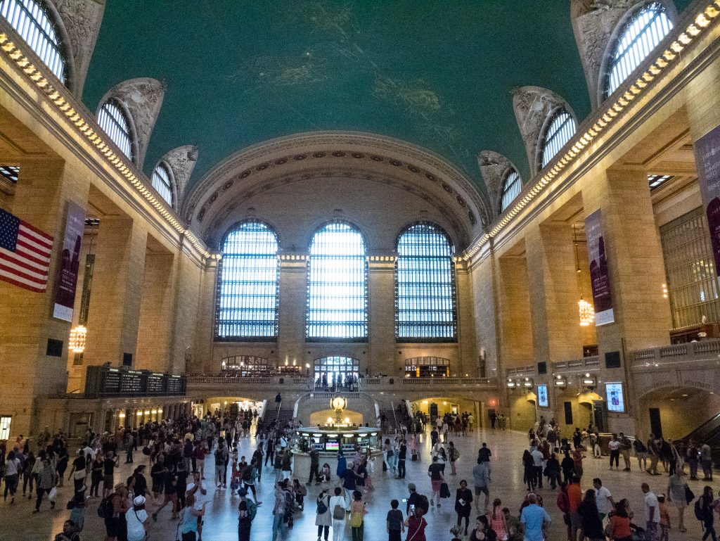 Grand Central Station photo