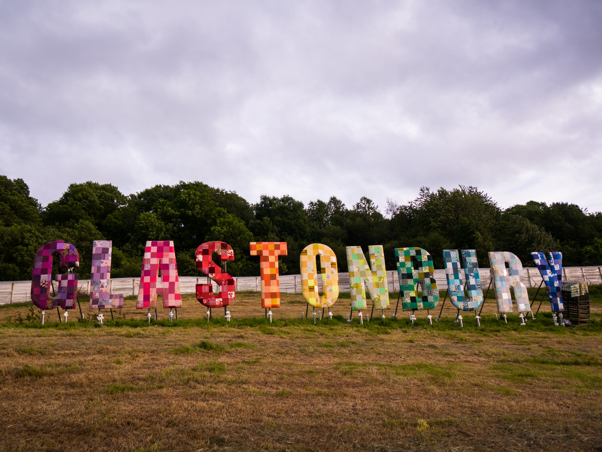 A sneak peek at Glastonbury Festival 2017 a week before the fun starts!
