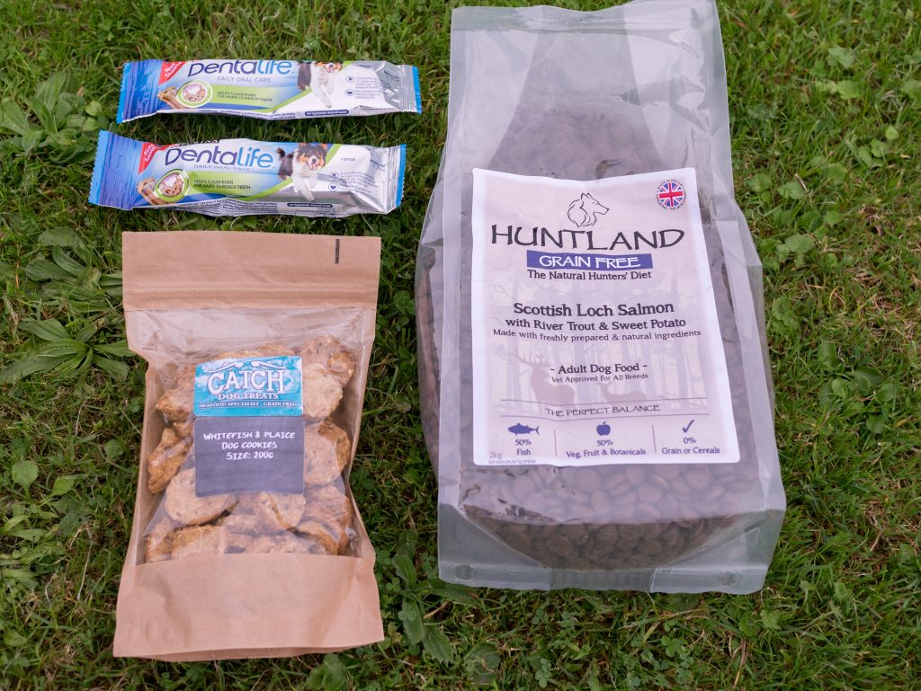 grain free dog food review