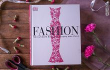 Dorling Kindersley Fashion book review