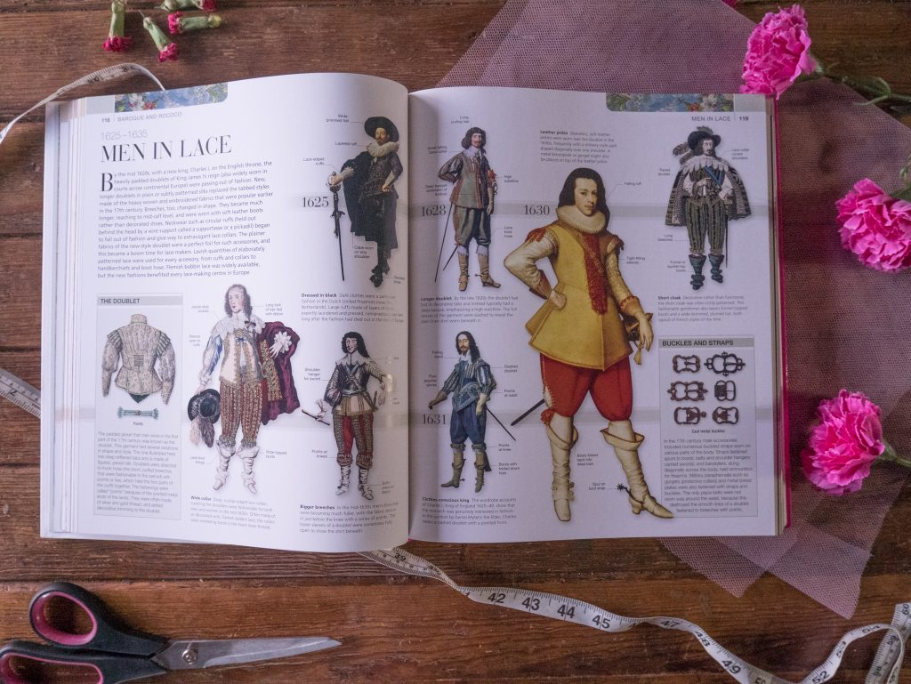 Fashion through the ages book review