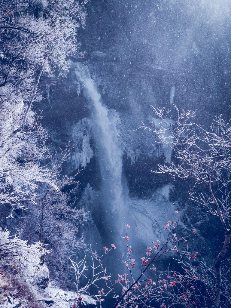 Catskills falls Kaatskill Mountain
