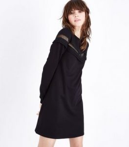 new look jumper dress