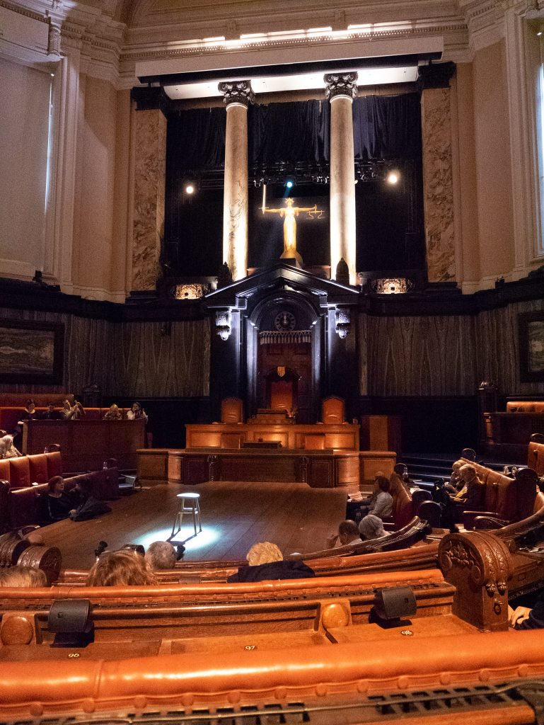 Agatha Christie play, Witness for the Prosecution