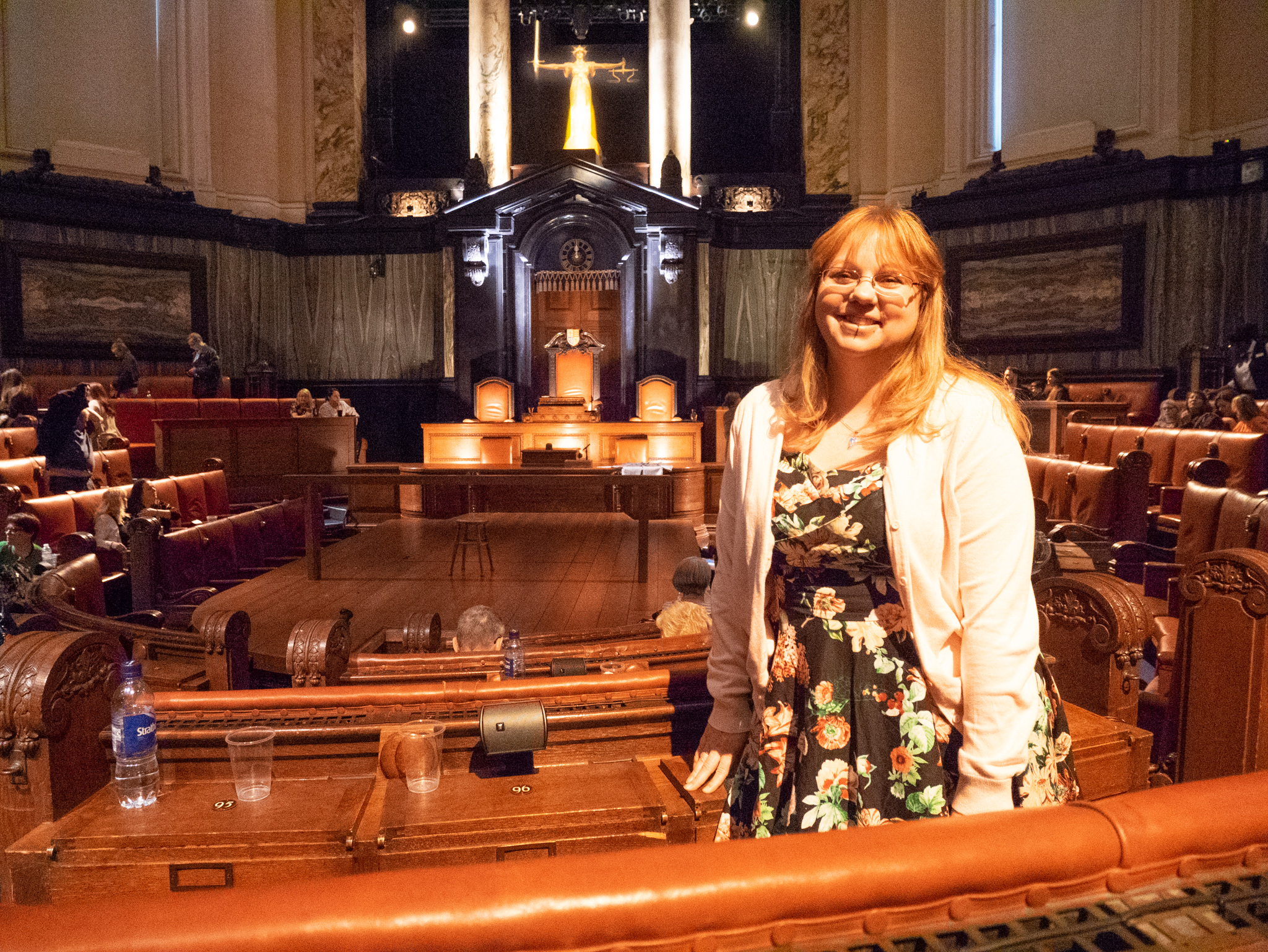 Review of Witness for the Prosecution at County Hall, London